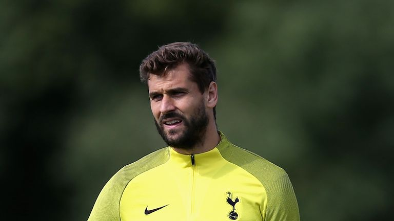 Fernando Llorente completed a move from Swansea to Tottenham on Deadline Day