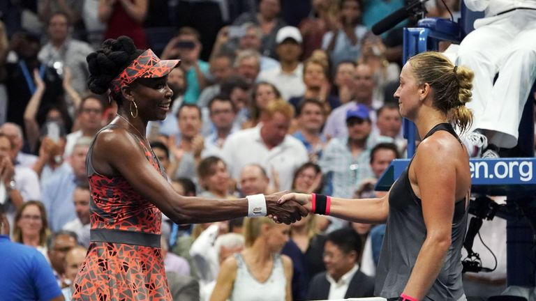 Living the Dream: Venus Williams Heads to US Open Semifinals