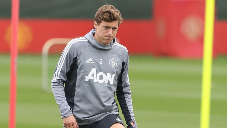 Jose Mourinho expects big things from Victor Lindelof
