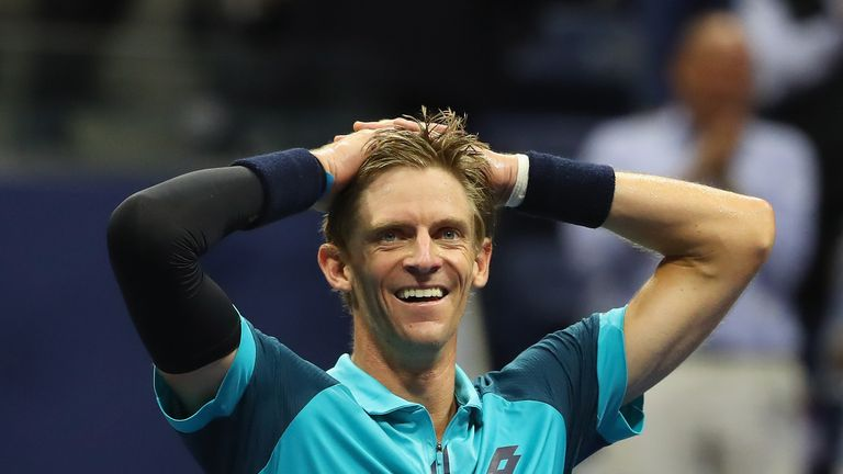 Kevin Anderson has struggled to sustain his impressive form which helped the South African to the US Open final