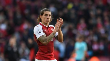Arsenal defender Hector Bellerin is a reported target for Juventus