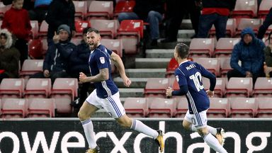 Daryl Murphy scored the winner for Nottingham Forest
