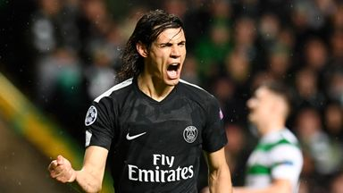 Edinson Cavani has been reportedly been offered to Real Madrid