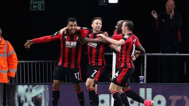 Josh King came off the bench to hit the winner for the Cherries