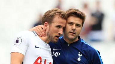 Tottenham Harry Kane would not leave the club while Mauricio Pochettino