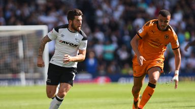 Sheffield Wednesday signed Jacob Butterfield from Derby County on transfer Deadline Day