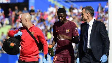 fifa live scores - Is Ernesto Valverde spoiling Ousmane Dembele's value at Barcelona, asks Terry Gibson