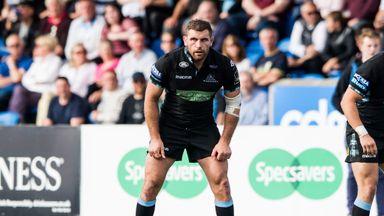 Callum Gibbins has made an impressive start to his Glasgow career
