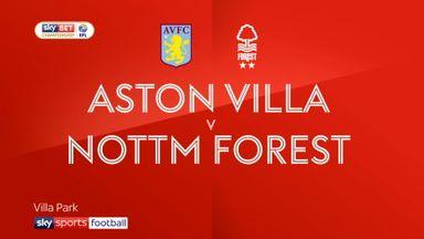 Aston Villa 2-1 Nott'm Forest