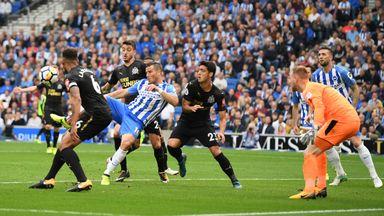 Tomer Hemed scores for Brighton