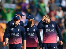 England lost to Pakistan in the Champions Trophy earlier in the summer