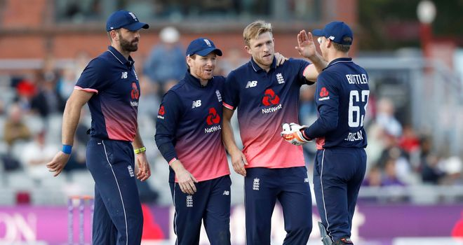 England v Windies: Watch highlights from the third ODI at Bristol