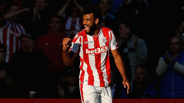 Highlights of Stoke's 2-2 draw with Manchester United last weekend