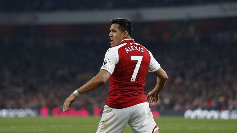 Tony Pulis believes Alexis Sanchez dived to win the free-kick in the lead up to Arsenal's opener