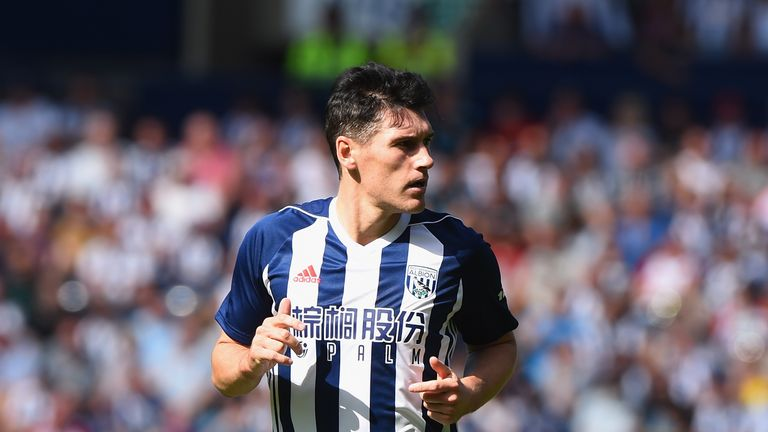 West Brom's Gareth Barry could match Ryan Giggs' Premier League appearance record this weekend