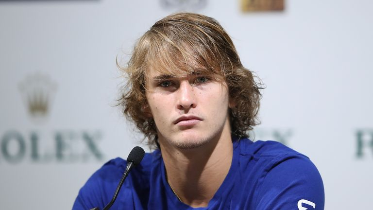 Zverev could skip the Next Gen event in Milan