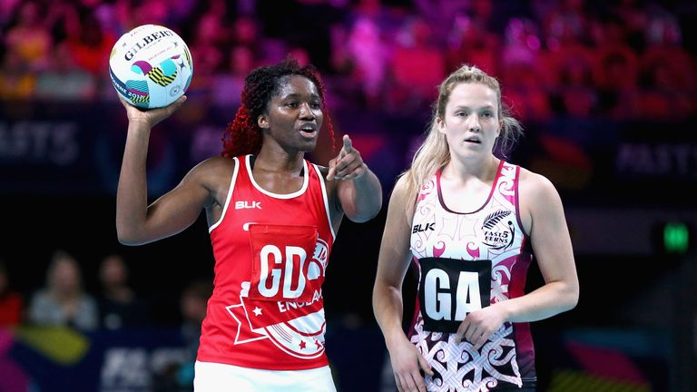 England avenge Jamaica to win Fast5 Netball World Series
