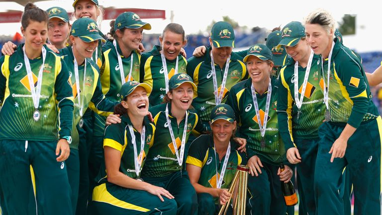 Australia are the holders following their victory in 2015