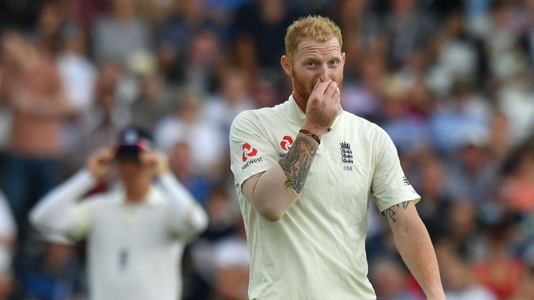 Ben Stokes is nearing a return to the Test fold
