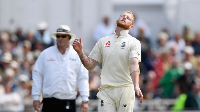 Stokes has been suspended from England duty while police continue their enquiries