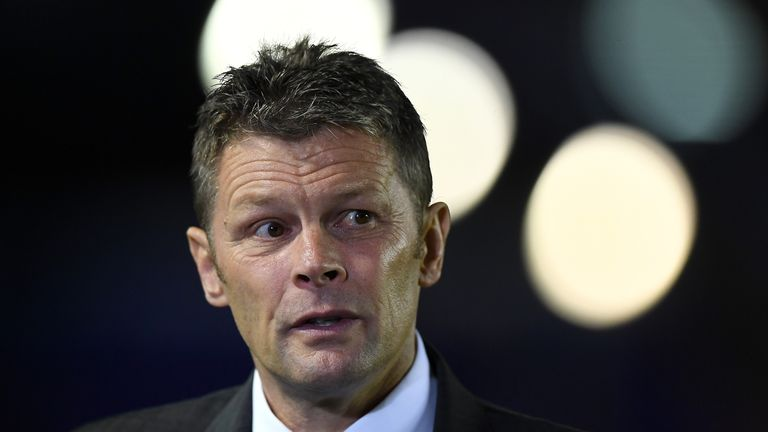 Steve Cotterill was sacked by the Blues on Saturday night