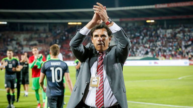 Chris Coleman will be a hard act to follow as Wales manager, having masterminded a memorable Euro 2016 campaign