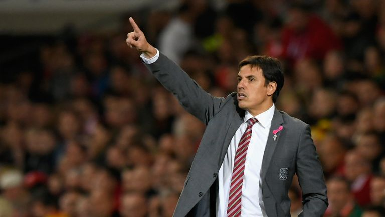 Chris Coleman's Wales take on Panama in a friendly on Tuesday