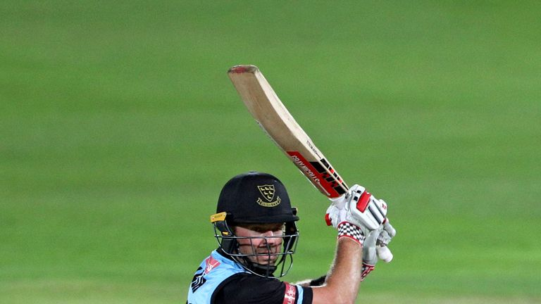 Chris Nash has left Sussex after more than 15 years at the club