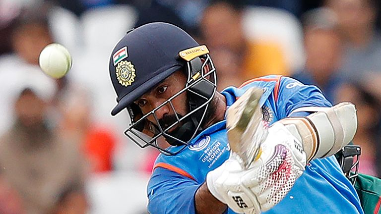 Dinesh Karthik is among the alternatives to Dhoni