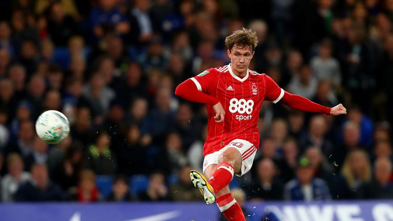 Kieran Dowell bagged a hat-trick against Hull