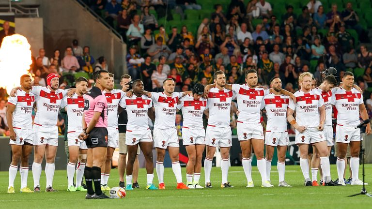 England face Lebanon in their second World Cup game on Saturday