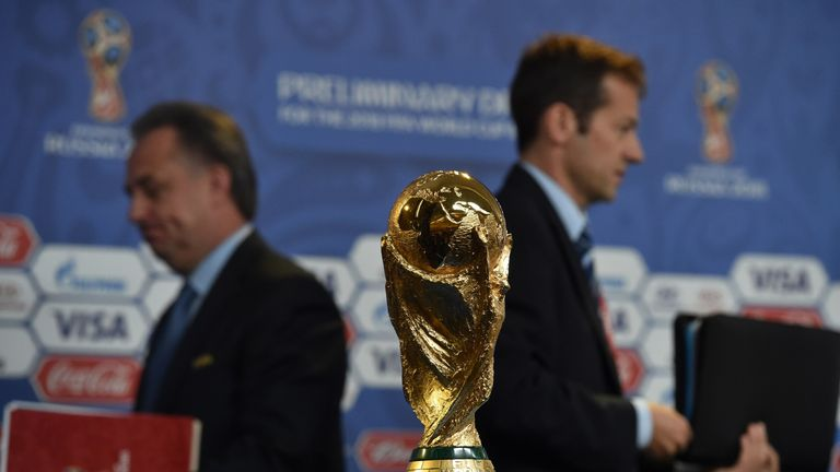 Who will lift the World Cup next summer?