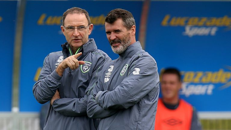 O'Neill and assistant coach Roy Keane both verbally agreed contract extensions until 2020 last month