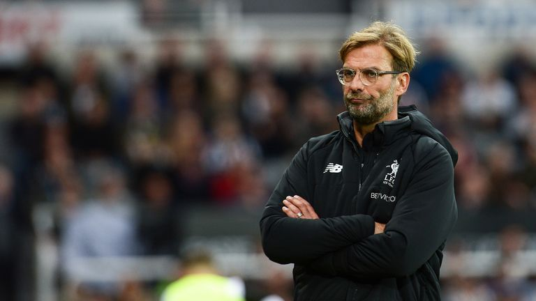 Jurgen Klopp needs to be given time at Liverpool, says Kenny Dalglish