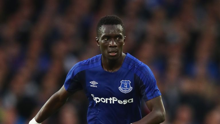 Idrissa Gueye has committed his future to Everton with a new deal