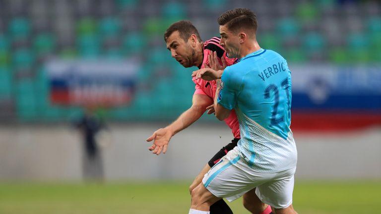Scotland and Slovenia both ultimately fell short as Slovakia nicked second