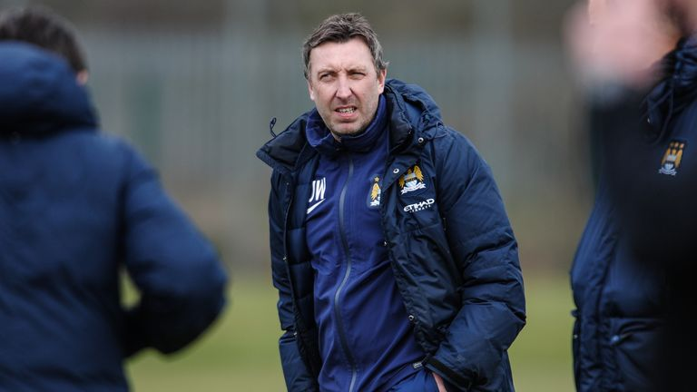 Jason Wilcox has been made Manchester City academy director on a full-time basis