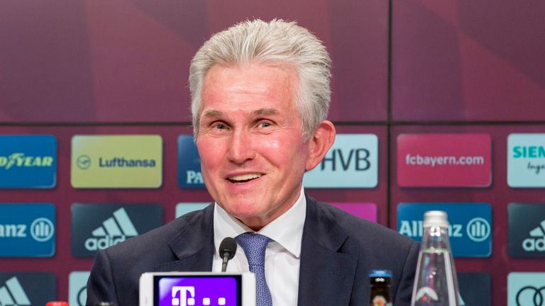 Jupp Heynckes is back in charge at Bayern Munich