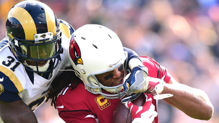 Ageless Larry Fitzgerald reportedly closing in on contract extension with Cardinals