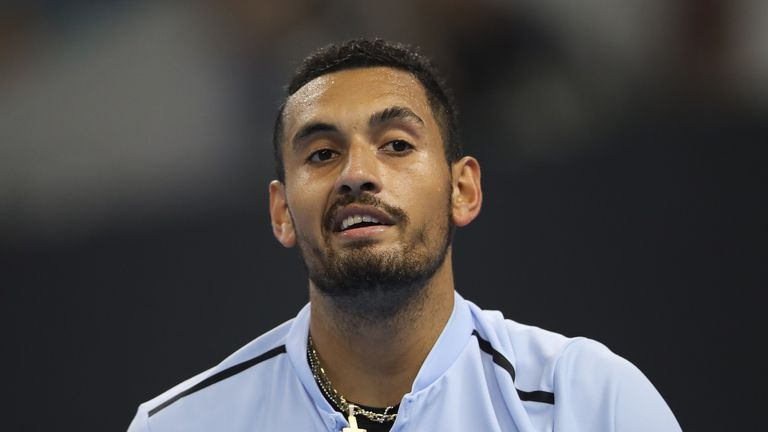 Nick Kyrgios must 'try' according to Henri Leconte