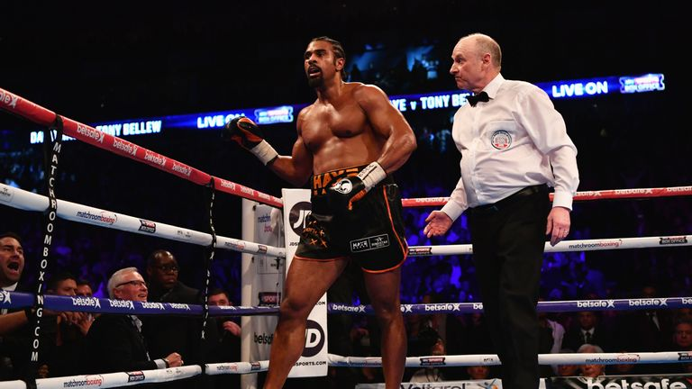 Anthony Joshua to fight Carlos Takam after Kubrat Pulev pulls out