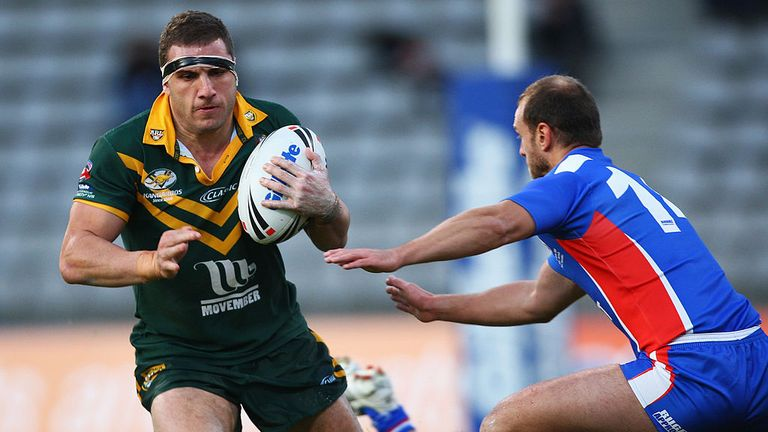 Robbie Farah played eight times for Australia at international level