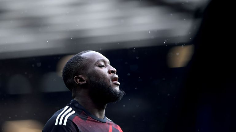 Lukaku denies excessively loud partying when holidaying in California in July