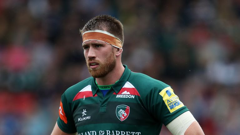 Dominic Ryan is expected to return to action around Christmas