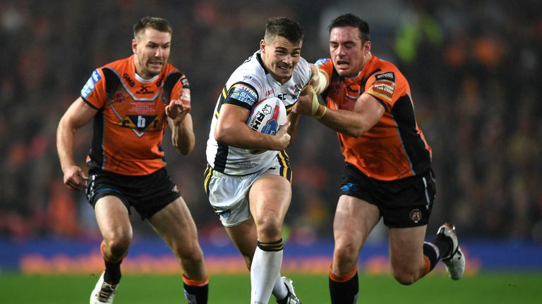 Injury ruled Stevie Ward out of England's recent World Cup campaign