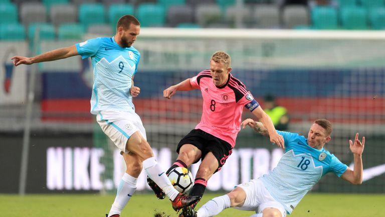 Darren Fletcher will also miss the friendly against the Netherlands