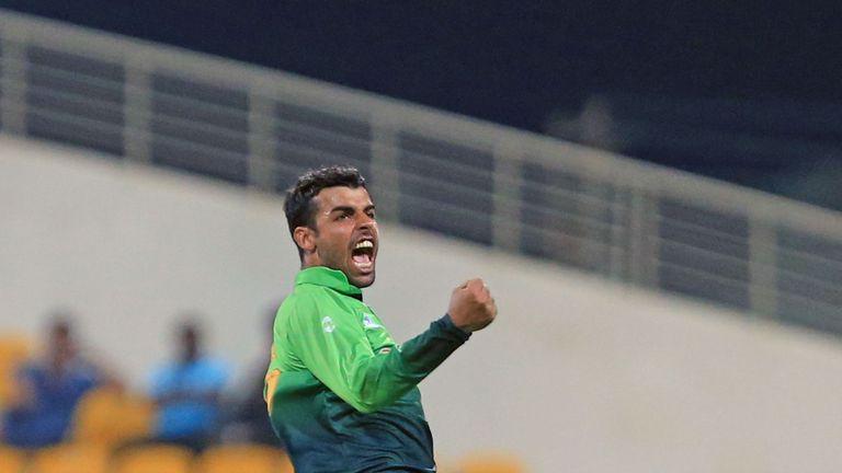 The PSL has helped Pakistan spinner Shadab Khan progress
