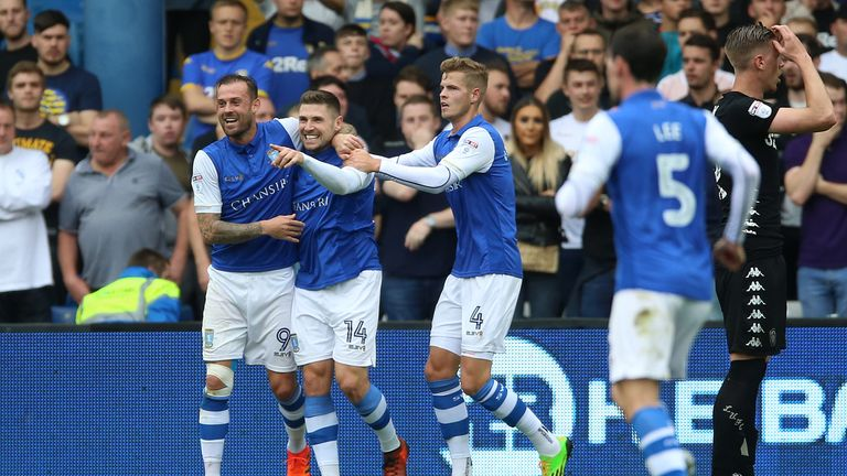 Sheffield Wednesday face trips to Ipswich and Norwich in front of the Sky Sports cameras