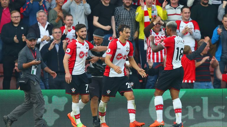 Pellegrino wants patience from Southampton saviour Boufal
