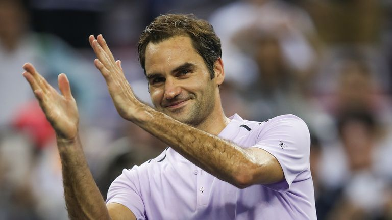Roger Federer managed his schedule during 2017 to minimise the risk of injury